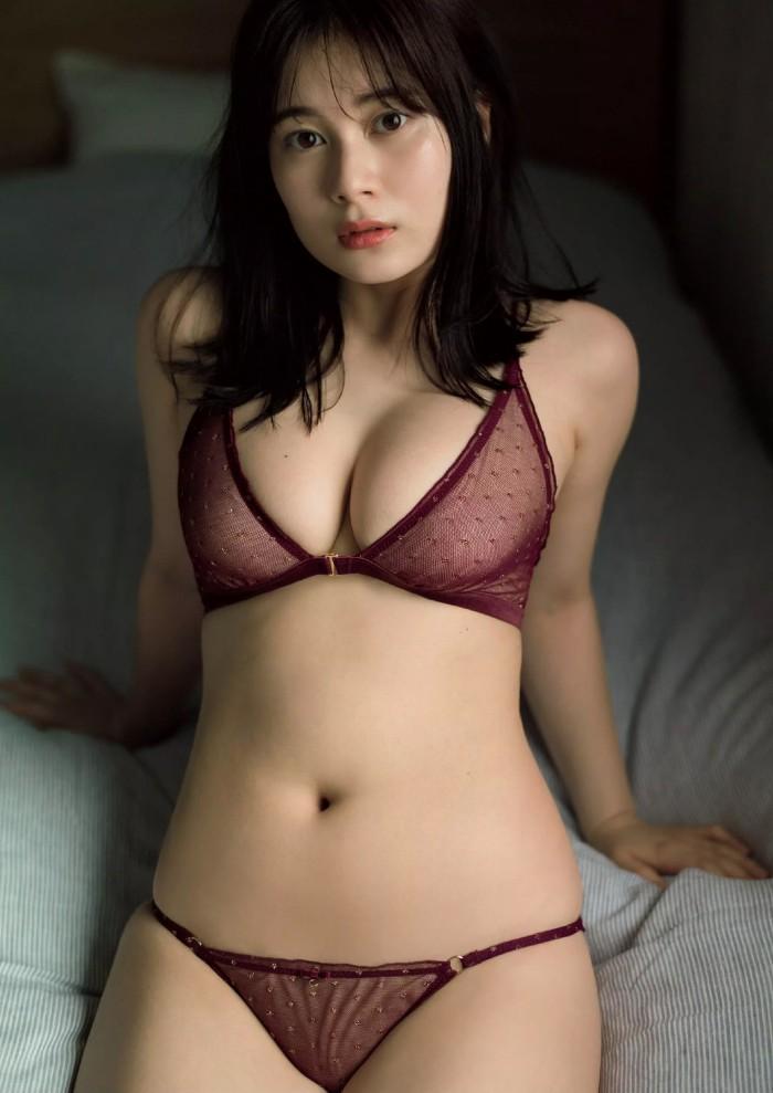 【大久保桜子グラビア画像】22歳の若さでもう熟れた色気を感じるんだがw 61