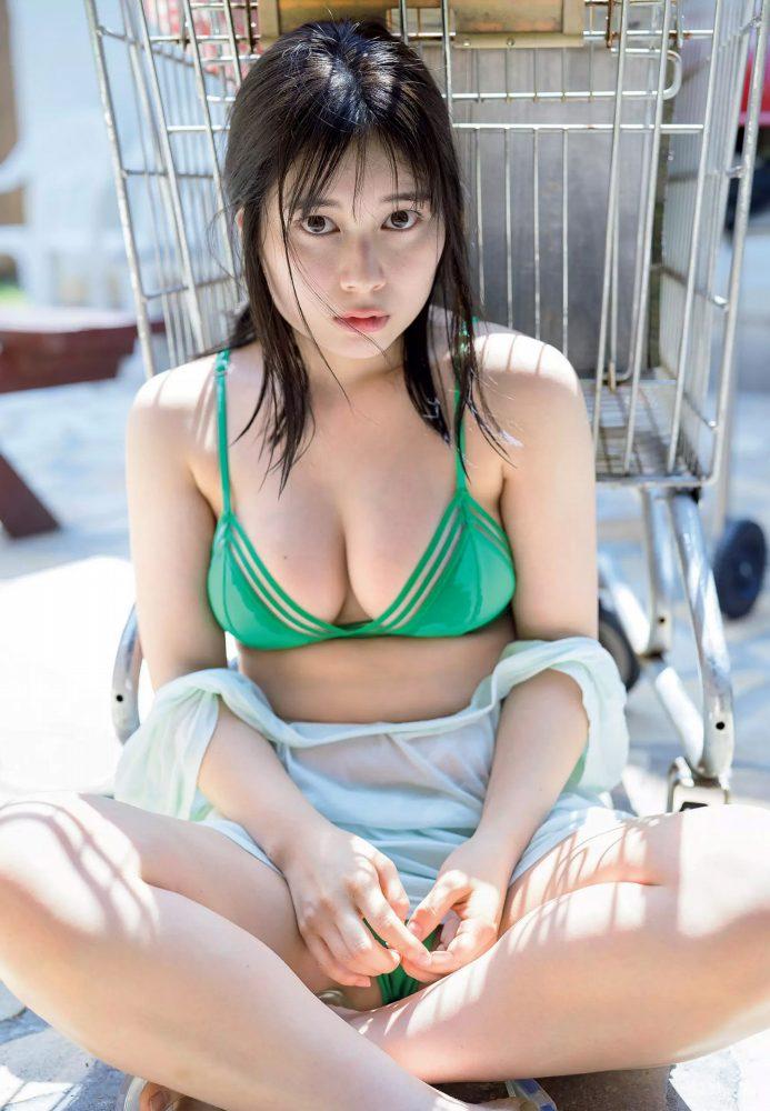 【大久保桜子グラビア画像】22歳の若さでもう熟れた色気を感じるんだがw 62