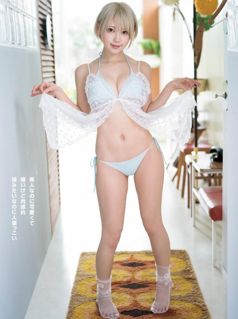 【篠崎こころグラビア画像】モデルにコスプレに女優とマルチに頑張ってる元アイドル 54