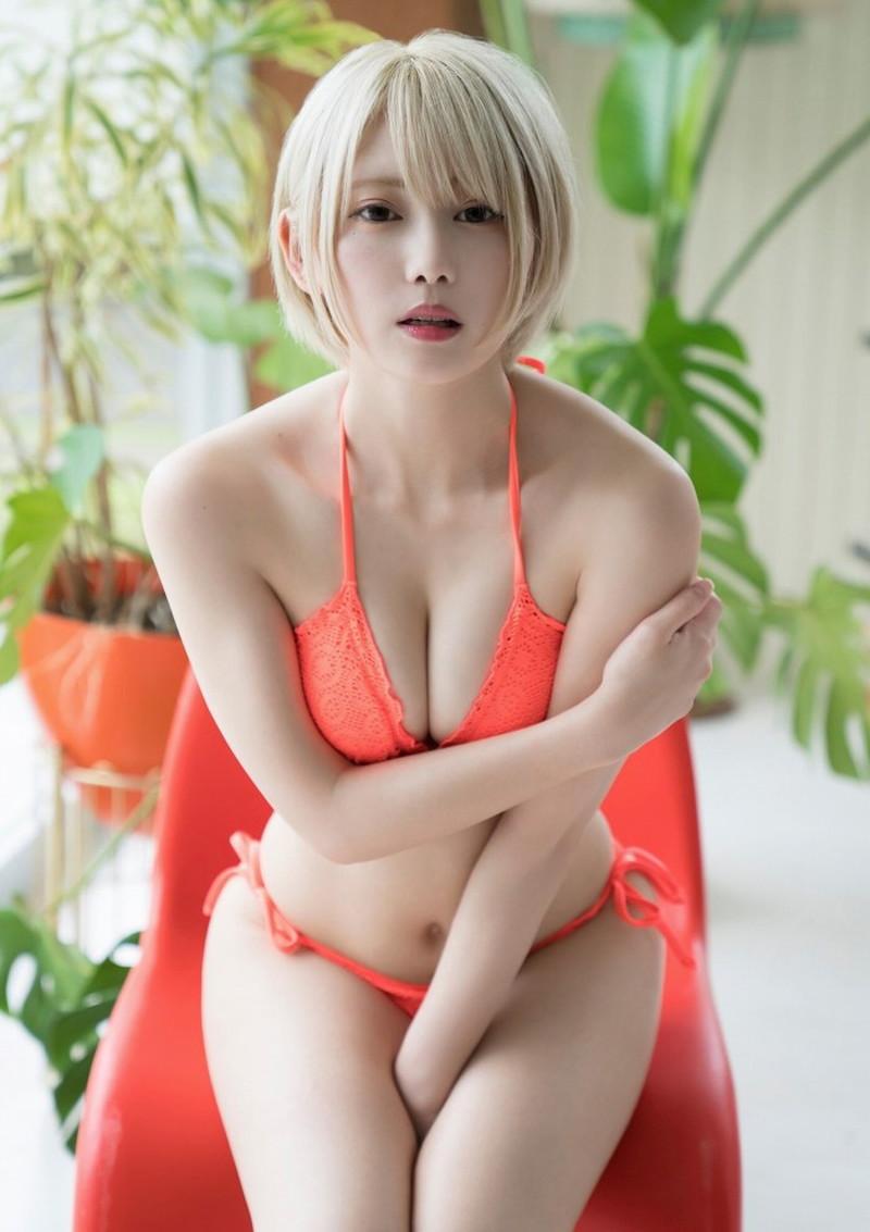 【篠崎こころグラビア画像】モデルにコスプレに女優とマルチに頑張ってる元アイドル 58