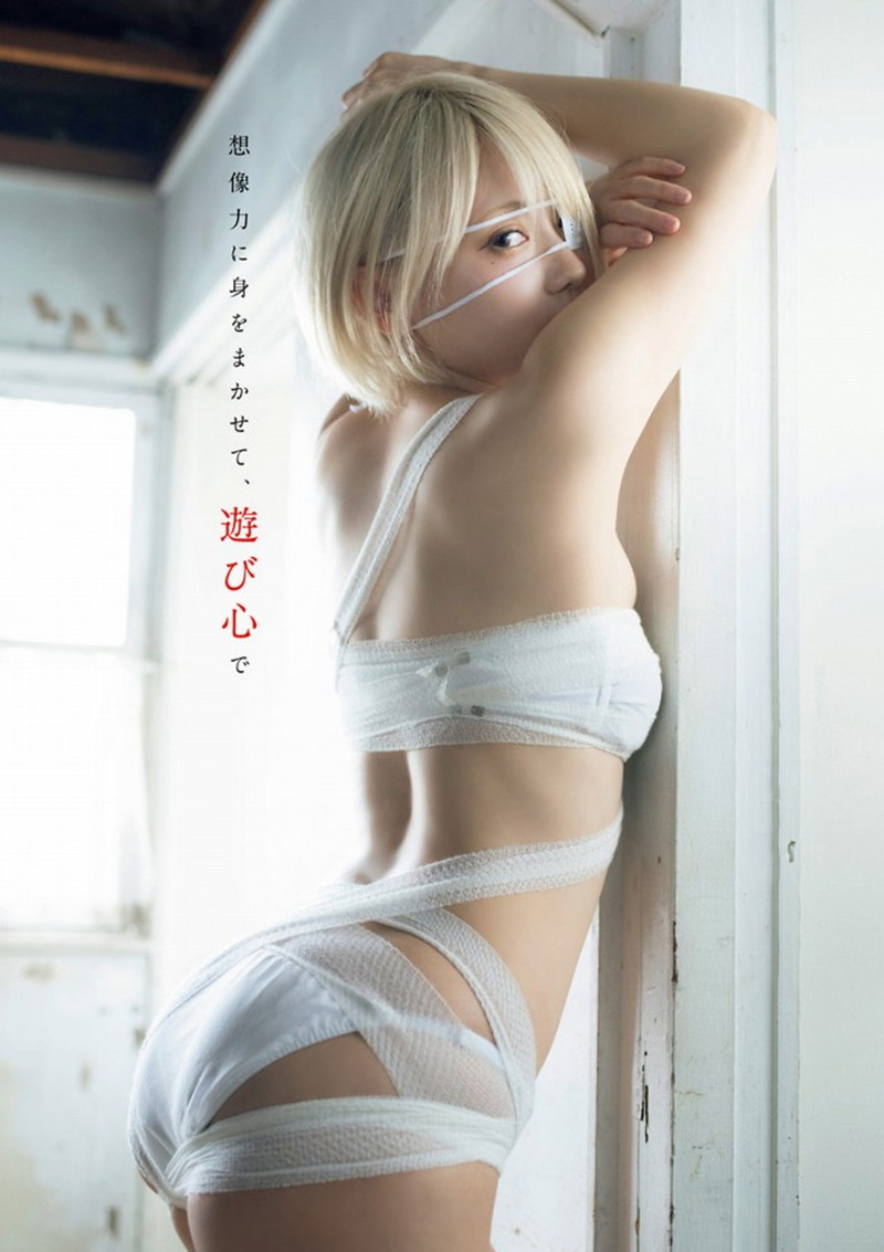 【篠崎こころグラビア画像】モデルにコスプレに女優とマルチに頑張ってる元アイドル 75