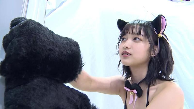 【夢月ゆのんエロ画像】現役女子高生グラドルの無邪気で可愛い水着写真 15