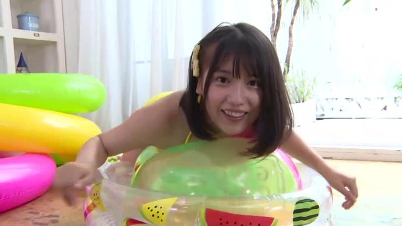 【夢月ゆのんエロ画像】現役女子高生グラドルの無邪気で可愛い水着写真 25