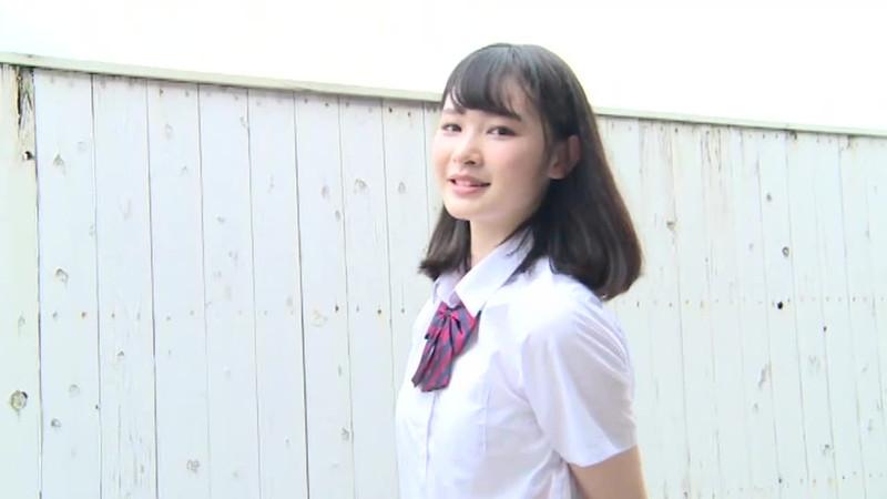 【夢月ゆのんエロ画像】現役女子高生グラドルの無邪気で可愛い水着写真 34