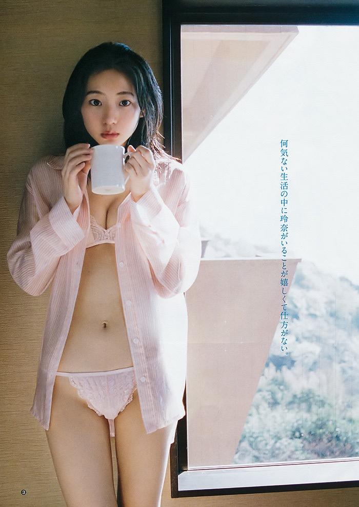 【武田玲奈グラビア画像】あどけない感じの表情が可愛いグラビアアイドル 31