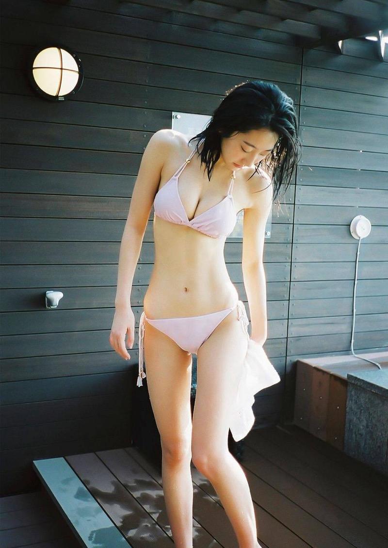 【武田玲奈グラビア画像】あどけない感じの表情が可愛いグラビアアイドル 33
