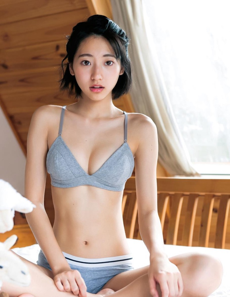 【武田玲奈グラビア画像】あどけない感じの表情が可愛いグラビアアイドル 54