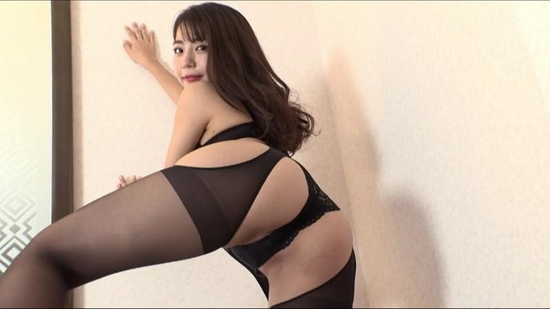 【佐々木萌香キャプ画像】RQのお尻大きめなスレンダーボディがエロい! 71