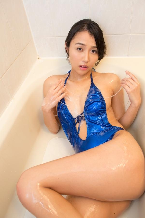 【渡辺未優お宝画像】元地方アイドルの昔懐かしい水着とコスプレグラビア 48