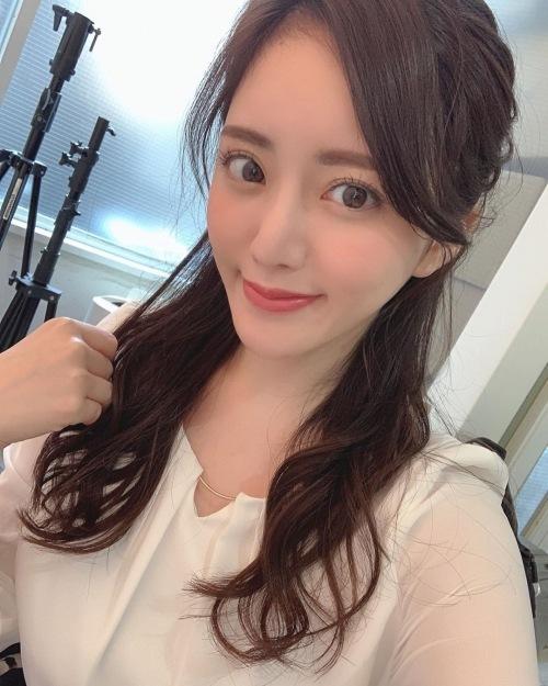 【谷あさこエロ画像】大食いタレントとして人気を得ちゃった女子アナw 37