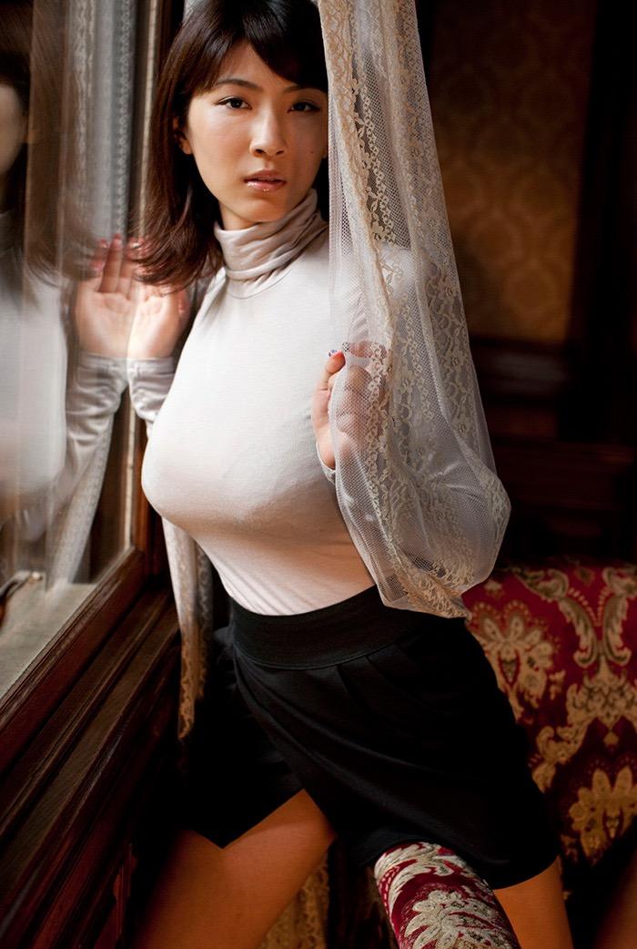 【長身スレンダー美女画像】背が高くて細いカラダが最高にエロいスタイル抜群美女! 54
