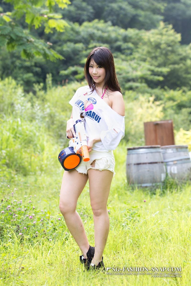 【長身スレンダー美女画像】背が高くて細いカラダが最高にエロいスタイル抜群美女! 75