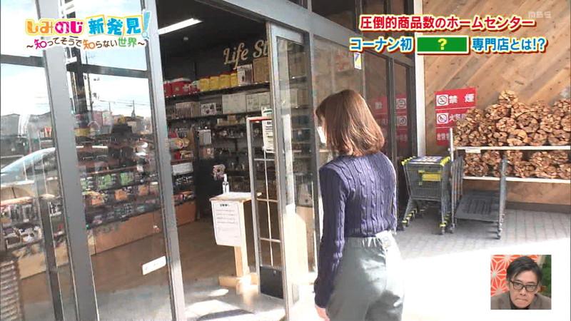 【清水麻椰キャプ画像】新人女子アナウンサーの着衣おっぱいとお尻! 33