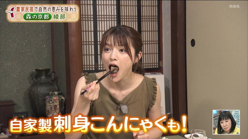 【清水麻椰キャプ画像】新人女子アナウンサーの着衣おっぱいとお尻! 61