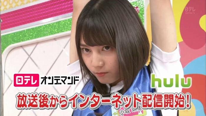 【小坂菜緒キャプ画像】日向坂46美少女アイドルのめっちゃ可愛い顔アップ! 10