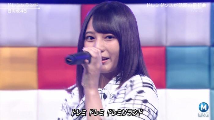 【小坂菜緒キャプ画像】日向坂46美少女アイドルのめっちゃ可愛い顔アップ! 15