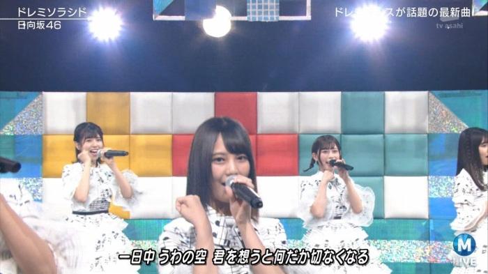 【小坂菜緒キャプ画像】日向坂46美少女アイドルのめっちゃ可愛い顔アップ! 21