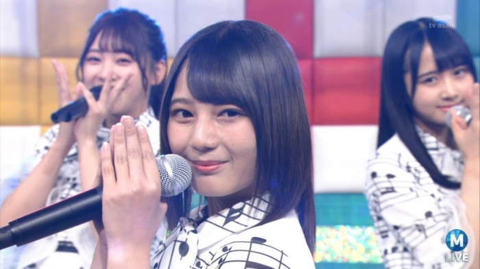 【小坂菜緒キャプ画像】日向坂46美少女アイドルのめっちゃ可愛い顔アップ! 25