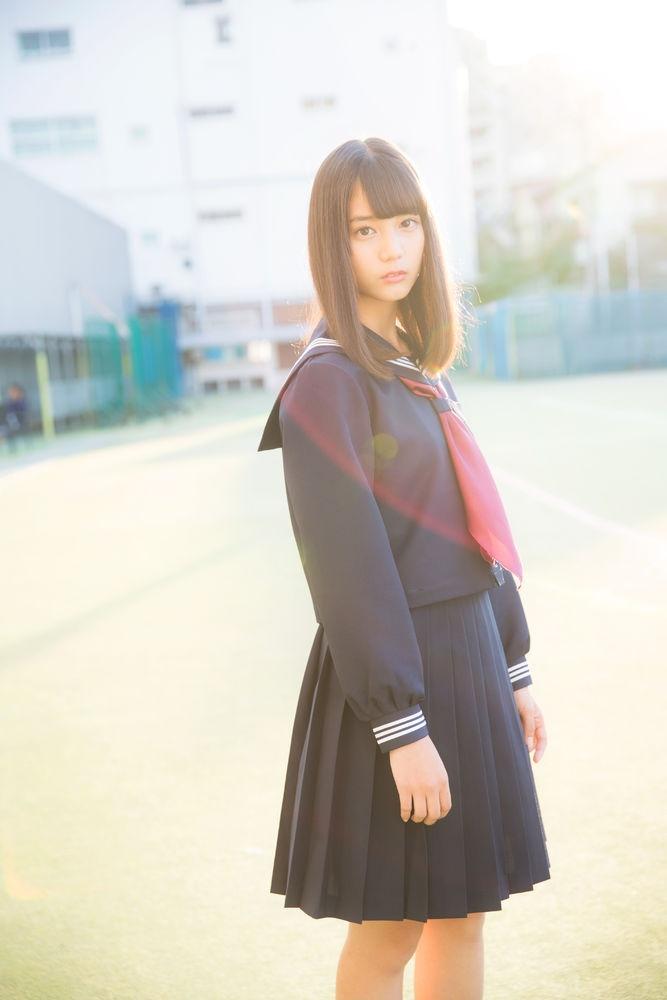 【小坂菜緒キャプ画像】日向坂46美少女アイドルのめっちゃ可愛い顔アップ! 46