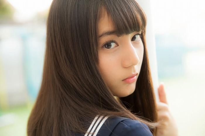【小坂菜緒キャプ画像】日向坂46美少女アイドルのめっちゃ可愛い顔アップ! 47