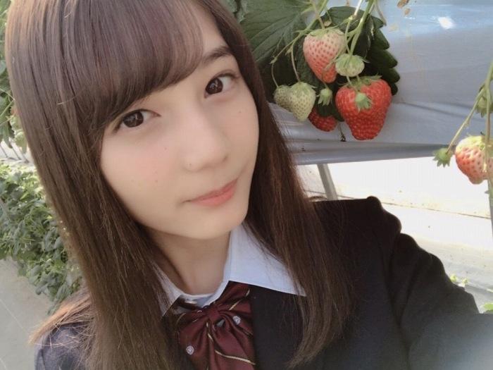 【小坂菜緒キャプ画像】日向坂46美少女アイドルのめっちゃ可愛い顔アップ! 51