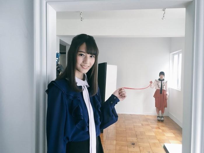 【小坂菜緒キャプ画像】日向坂46美少女アイドルのめっちゃ可愛い顔アップ! 53