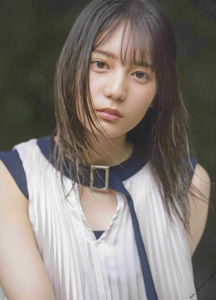 【小坂菜緒キャプ画像】日向坂46美少女アイドルのめっちゃ可愛い顔アップ! 55