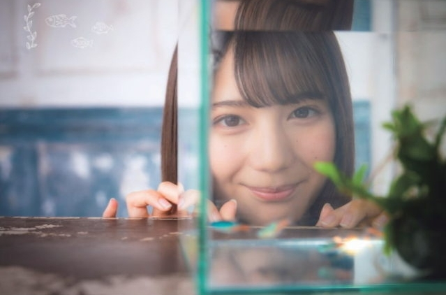 【小坂菜緒キャプ画像】日向坂46美少女アイドルのめっちゃ可愛い顔アップ! 63