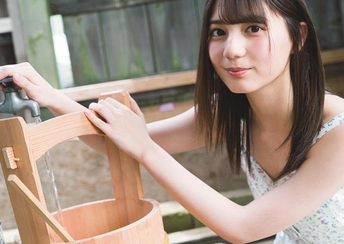 【小坂菜緒キャプ画像】日向坂46美少女アイドルのめっちゃ可愛い顔アップ! 68