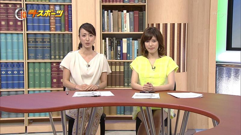 【女子アナキャプ画像】元NHKアナの神田愛花が恥ずかしい姿をお茶の間に!? 09