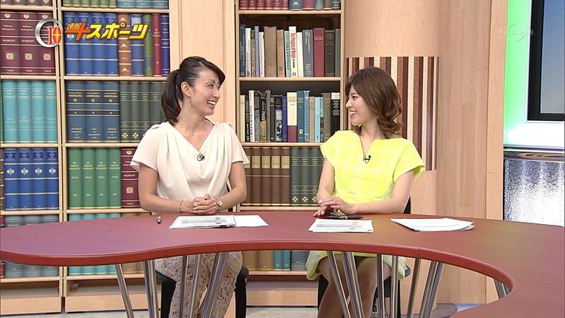 【女子アナキャプ画像】元NHKアナの神田愛花が恥ずかしい姿をお茶の間に!? 10