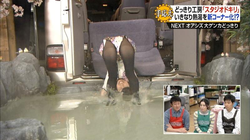 【女子アナキャプ画像】元NHKアナの神田愛花が恥ずかしい姿をお茶の間に!? 16