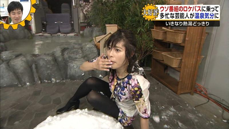 【女子アナキャプ画像】元NHKアナの神田愛花が恥ずかしい姿をお茶の間に!? 20