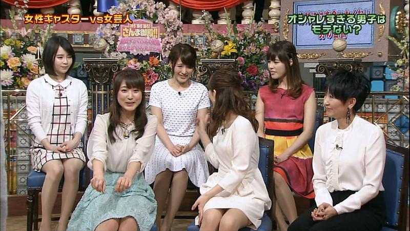 【女子アナキャプ画像】元NHKアナの神田愛花が恥ずかしい姿をお茶の間に!? 33