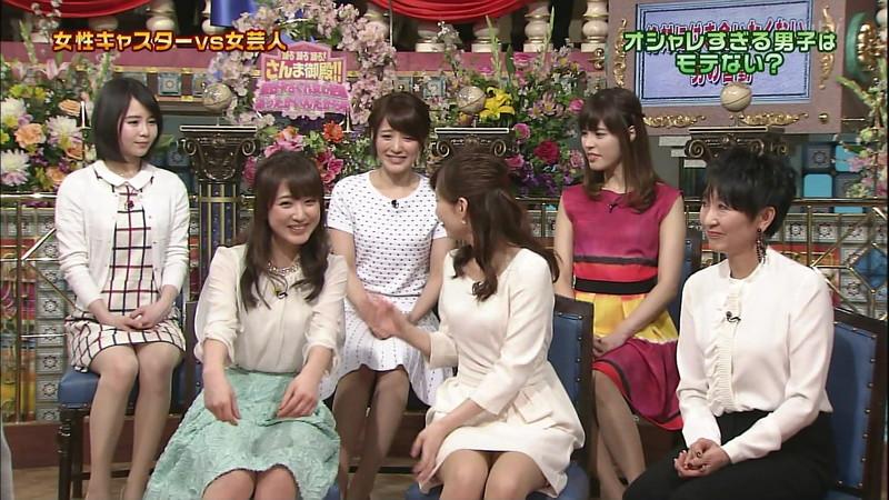 【女子アナキャプ画像】元NHKアナの神田愛花が恥ずかしい姿をお茶の間に!? 40