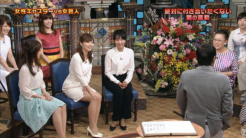 【女子アナキャプ画像】元NHKアナの神田愛花が恥ずかしい姿をお茶の間に!? 44