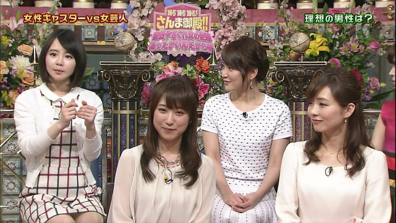 【女子アナキャプ画像】元NHKアナの神田愛花が恥ずかしい姿をお茶の間に!? 46