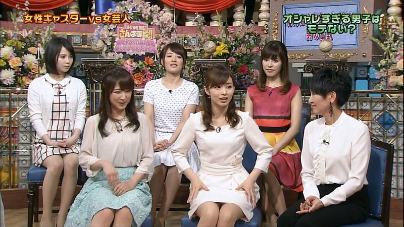 【女子アナキャプ画像】元NHKアナの神田愛花が恥ずかしい姿をお茶の間に!? 47