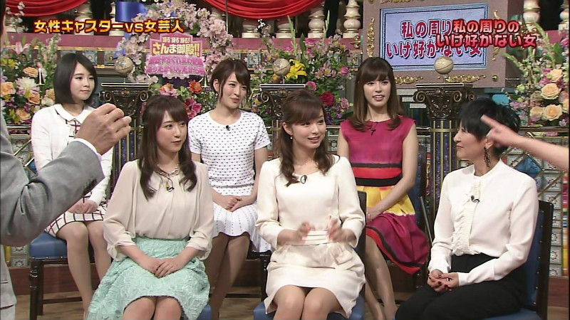 【女子アナキャプ画像】元NHKアナの神田愛花が恥ずかしい姿をお茶の間に!? 49