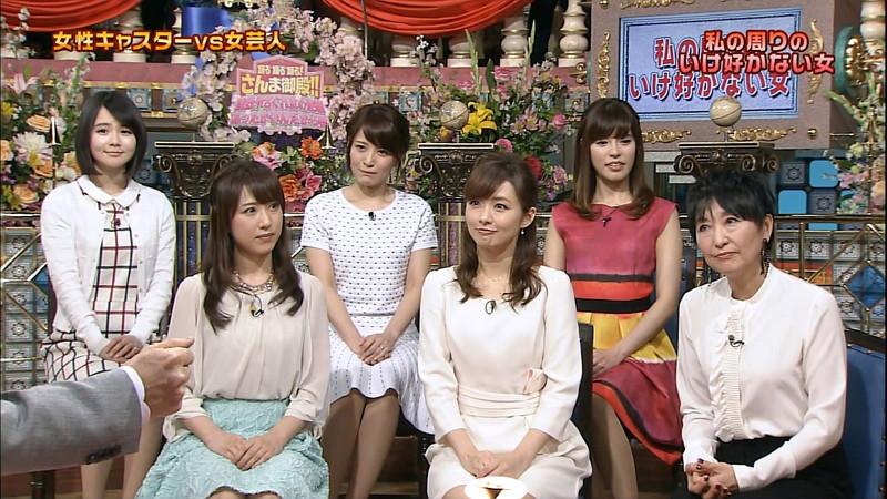 【女子アナキャプ画像】元NHKアナの神田愛花が恥ずかしい姿をお茶の間に!? 50
