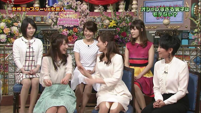 【女子アナキャプ画像】元NHKアナの神田愛花が恥ずかしい姿をお茶の間に!? 52