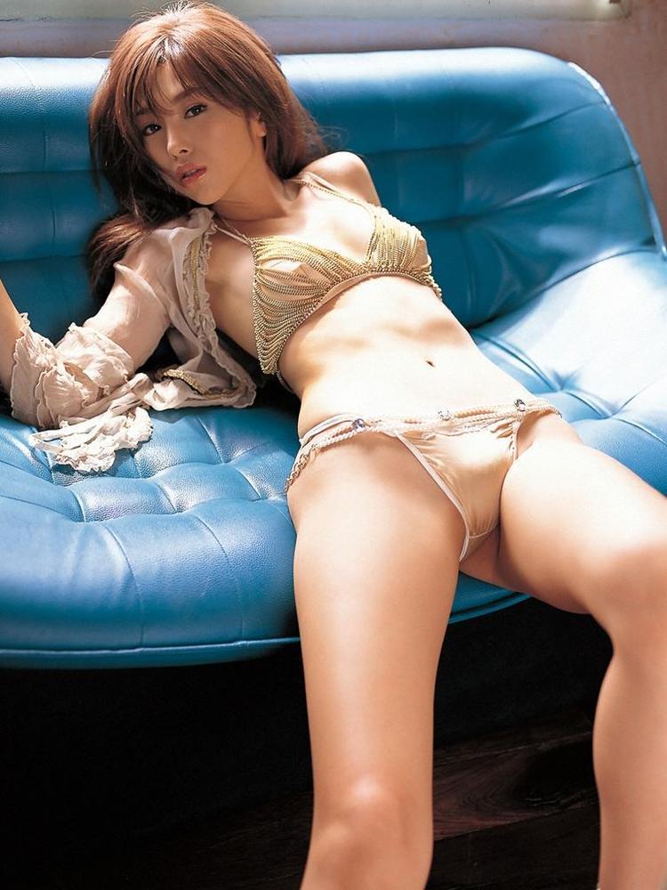 【山崎みどりお宝画像】レースクイーン時代に撮ったセクシーグラビア! 43