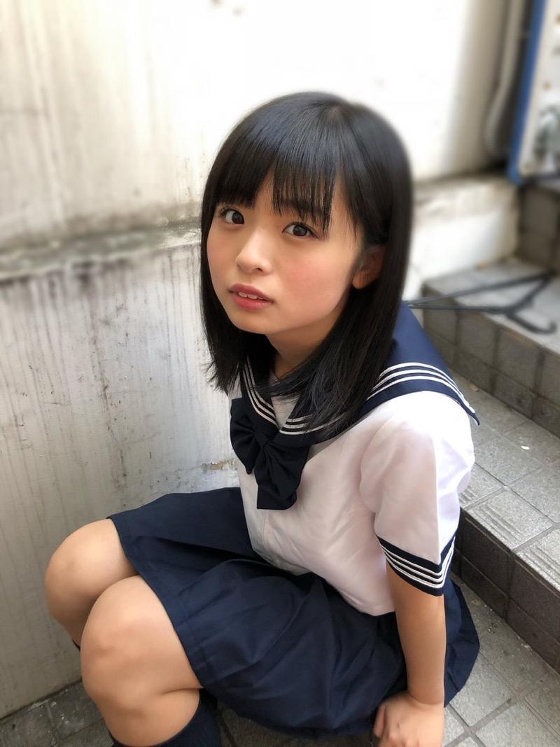 【西葉瑞希エロ画像】平成最後のロリ巨乳と称される童顔アイドルのグラビア! 04