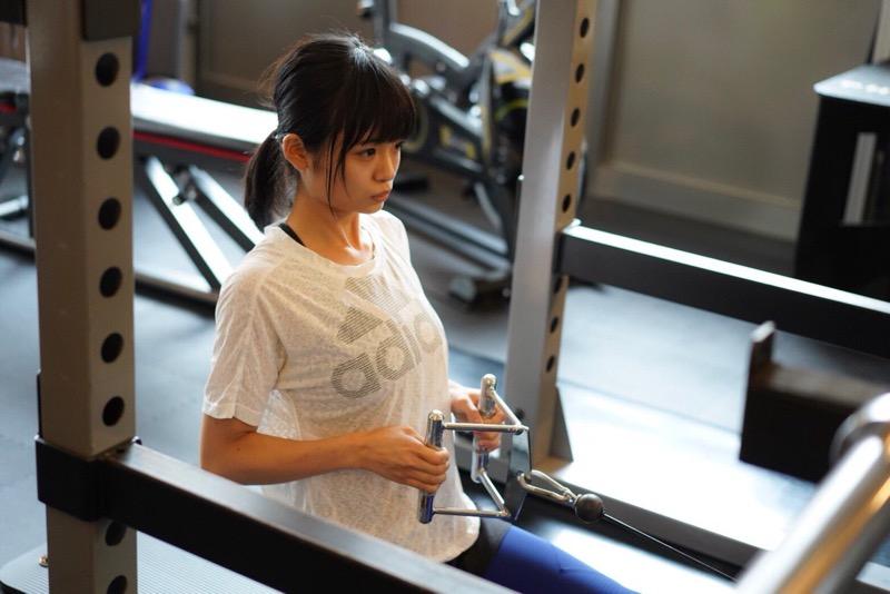 【西葉瑞希エロ画像】平成最後のロリ巨乳と称される童顔アイドルのグラビア! 49
