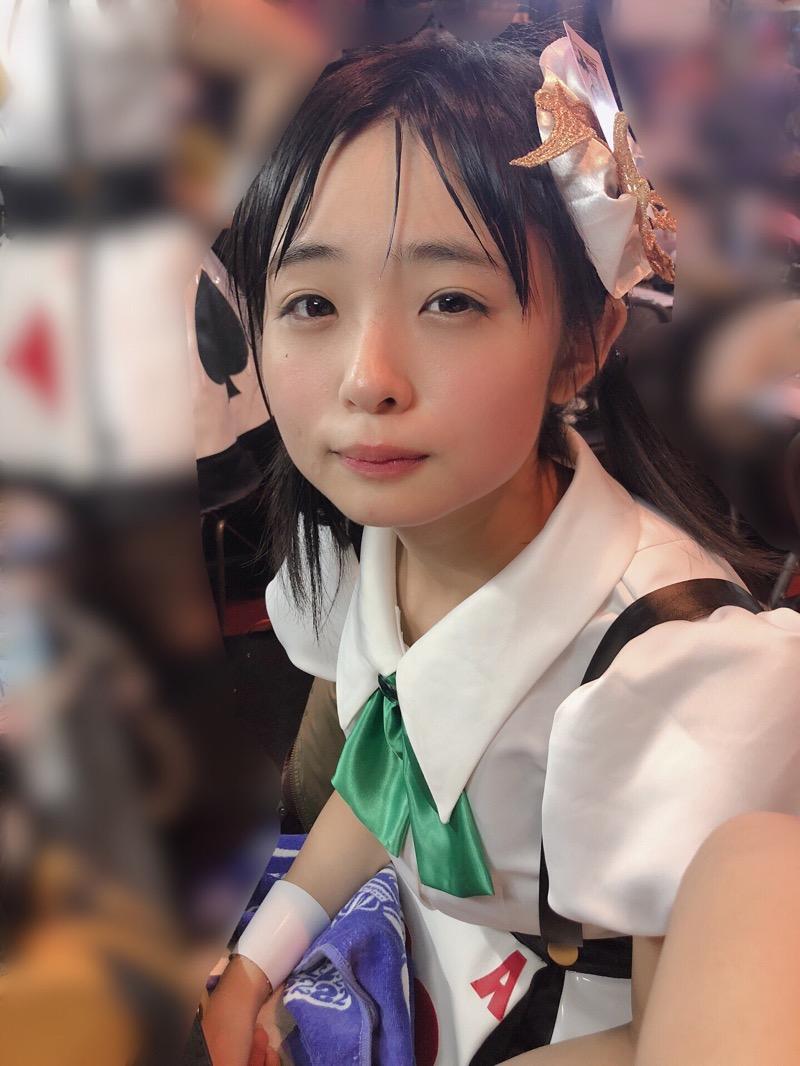 【西葉瑞希エロ画像】平成最後のロリ巨乳と称される童顔アイドルのグラビア! 54