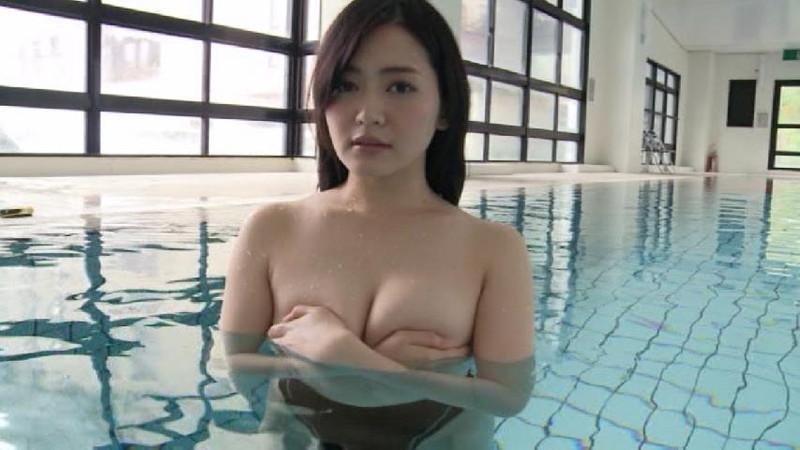 【山口愛実エロ画像】元セクシー系グラドルが撮ってた疑似フェラがこちら 06