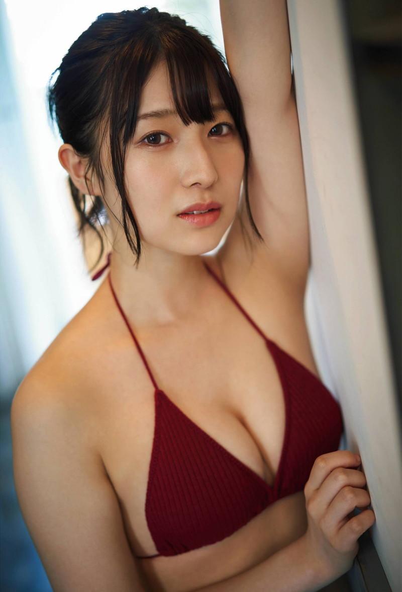 【安部若菜グラビア画像】NMB48アイドルの可愛くてちょっとエッチな写真 05