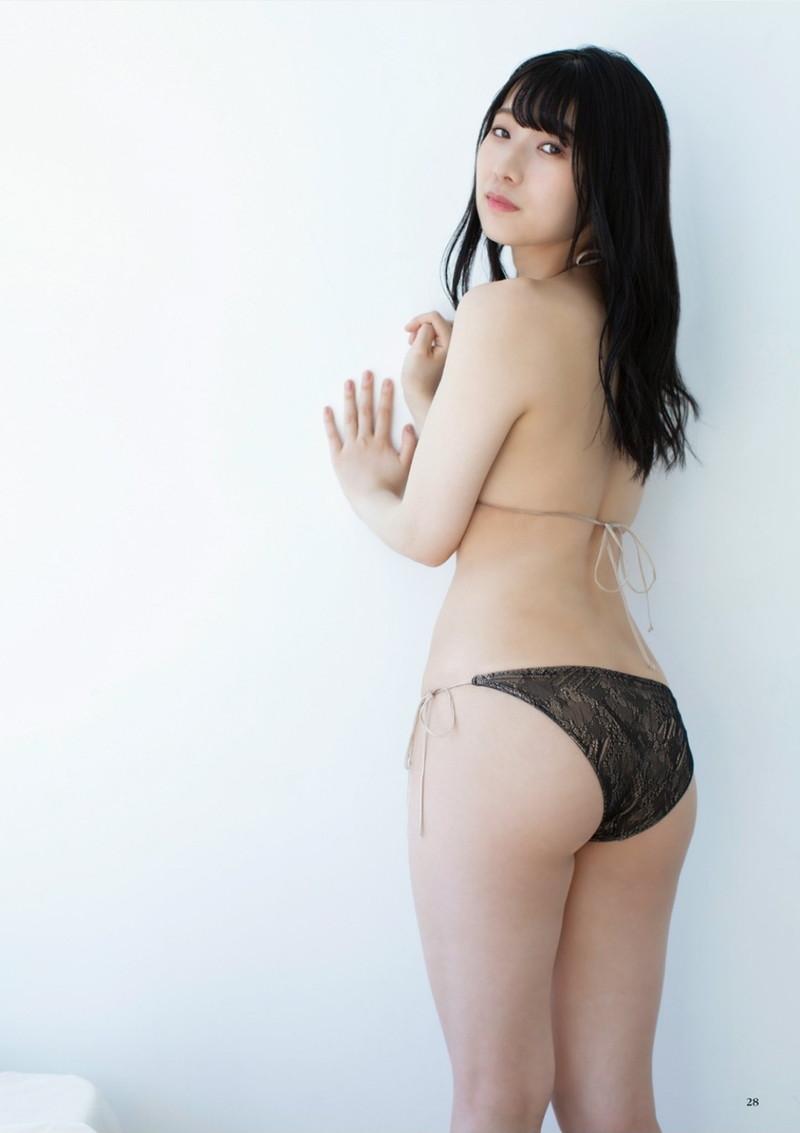 【安部若菜グラビア画像】NMB48アイドルの可愛くてちょっとエッチな写真 09