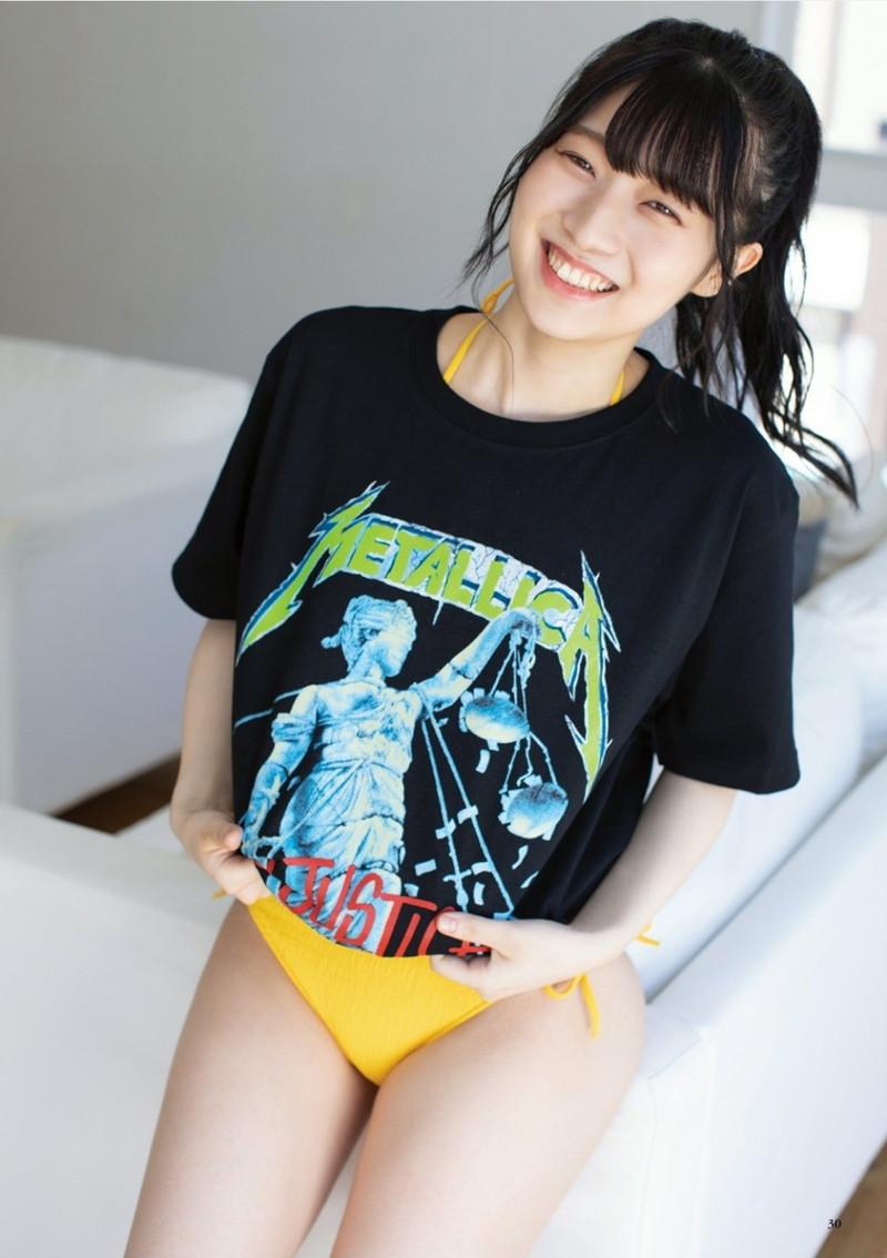 【安部若菜グラビア画像】NMB48アイドルの可愛くてちょっとエッチな写真 10
