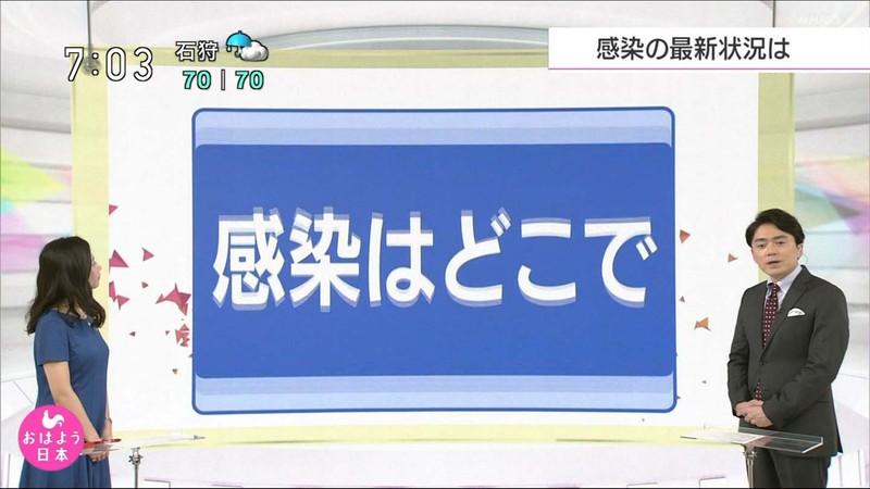 【桑子真帆キャプ画像】意外とオッパイが大きいNHK女子アナウンサーw 33